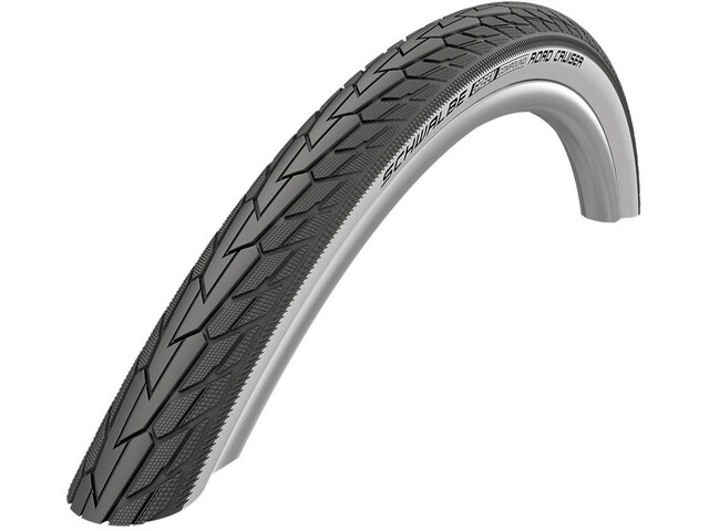 "SCHWALBE Road Cruiser Drahtreifen 24"" K-Guard Active Whitewall"
